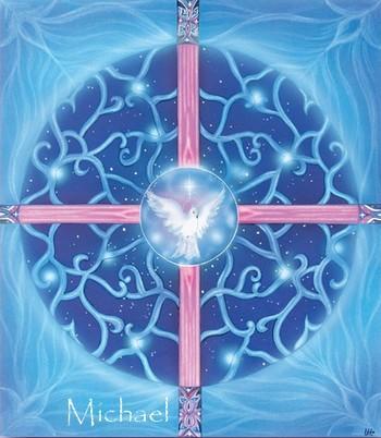 Obrázek z karty Archanděl Michael